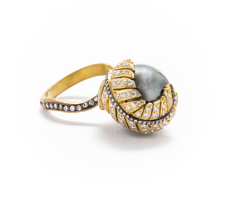 Trend Watch: Asymmetry in Jewelry | Barbara Michelle Jacobs Blog