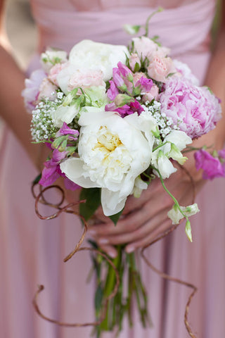 Weddings don't have to leave behind a big footprint. Make conscious choices for your wedding to minimize its environmental impact while supporting good causes. | BMJ Blog
