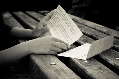 love letter proposal