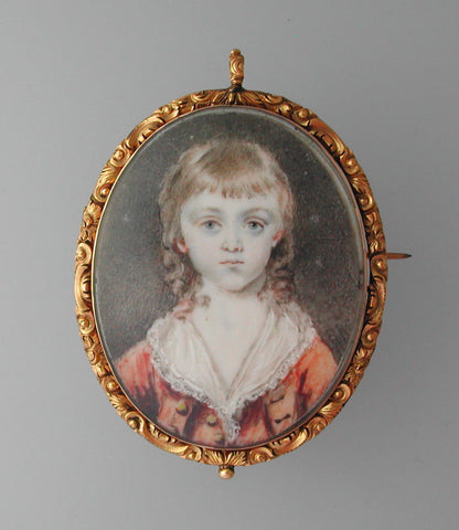 A Brief History of Miniature Portrait Jewelry | BMJ Blog