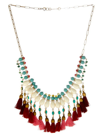 Trend Alert: Tassel Jewelry, Plus DIY Beaded Tassels | BMJ Blog