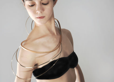 5 Creators of Stunning Sculptural Jewelry | Barbara Michelle Jacobs Jewelry