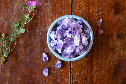 The Origins of Crystal Healing | Barbara Michelle Jacobs Blog