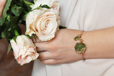 Beautiful Jewelry Inspired by Flowers | Barbara Michelle Jacobs Jewelry