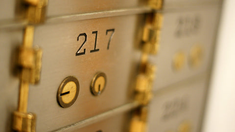 Should You Store Your Jewelry in a Safe-Deposit Box? | Barbara Michelle Jacobs Blog