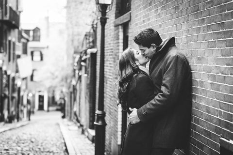 The Semi-Planned Proposal--A surprisingly romantic way to pop the big question. | Barbara Michelle Jacobs Blog