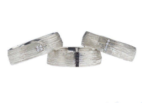 Custom Mens Rings with Diamonds