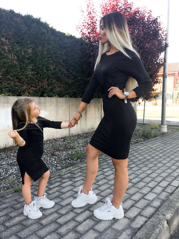 little black dress mommy and me by ellmii.com
