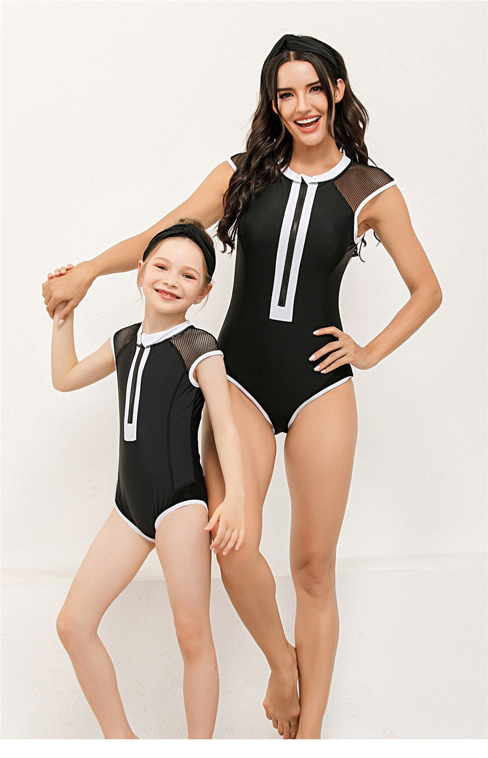Sports Design One-Piece