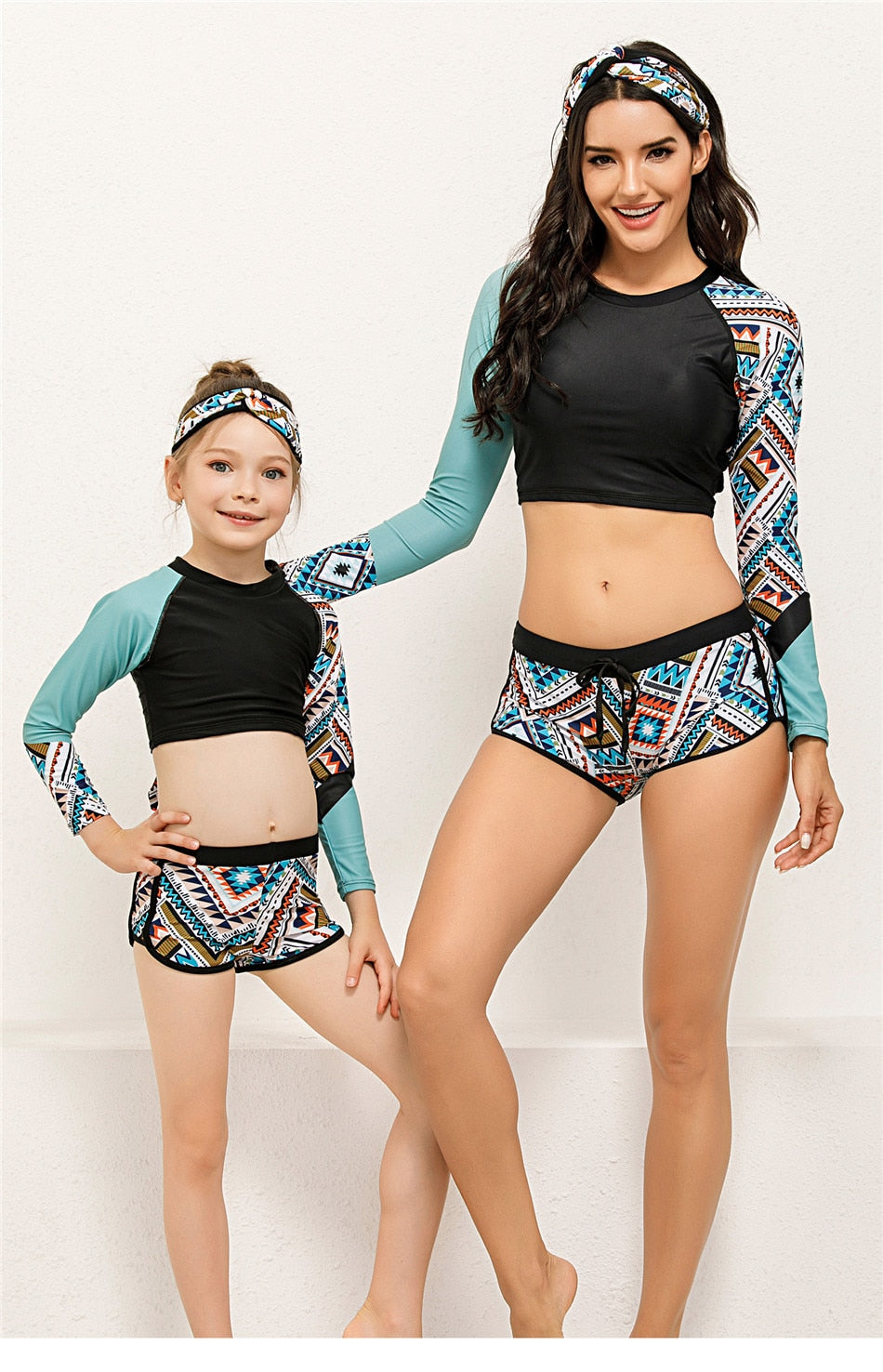 2 piece boy short swimsuit by www.ellmii.com
