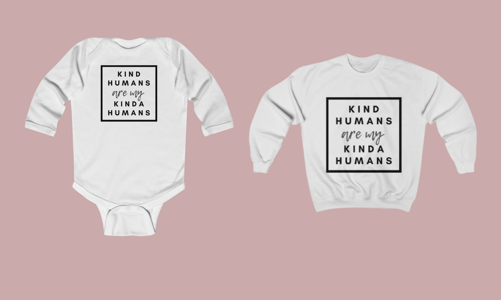 Kind Humans Sweatshirt