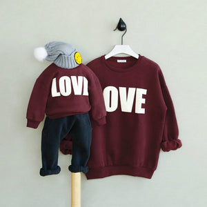 Burgundy Love - EllMii Boutique