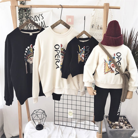 Opera Family Sweaters - EllMii Boutique