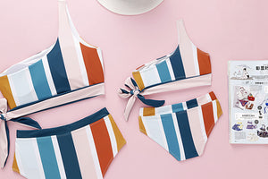 2pc Stripe Life - EllMii Boutique