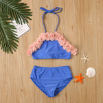 Camellia Flower Bikini Set - EllMii Boutique