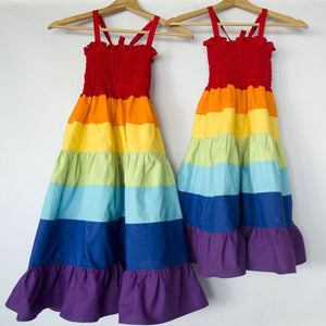 Over the Rainbow Dresses