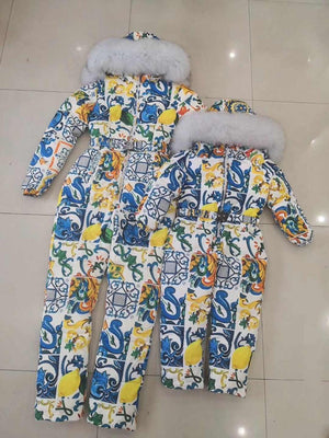 EllMii's Winter Jumpsuit - EllMii Boutique