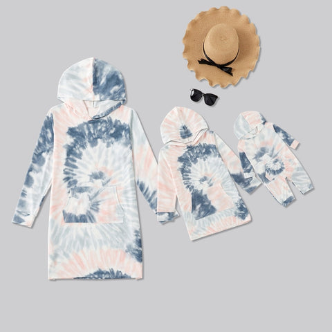 Tie Dye Hoodies - EllMii Boutique