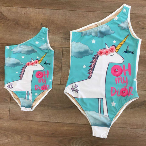 Magical Unicorn Swimsuits - EllMii Boutique