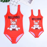 Exclusive Cartoon Swimsuits