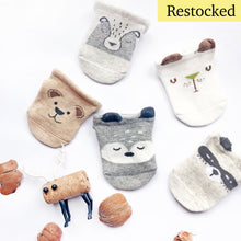 Adventure Bears Ankle Socks