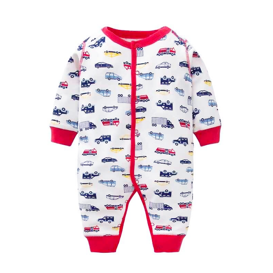 Vehicles Jumpsuit
