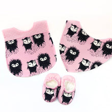 Pink Monsters Set