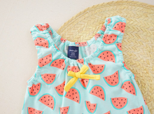 Watermelon Sleeveless Dress