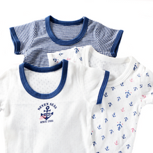 Sailor Mesh T-shirt Set
