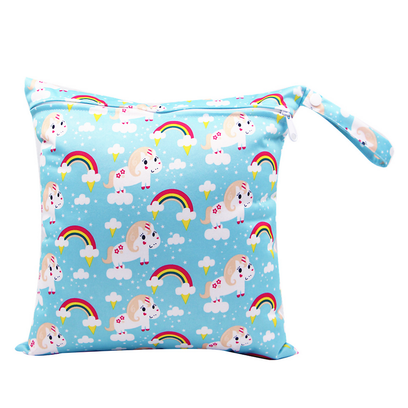 Unicorn Rainbow Wet Bag