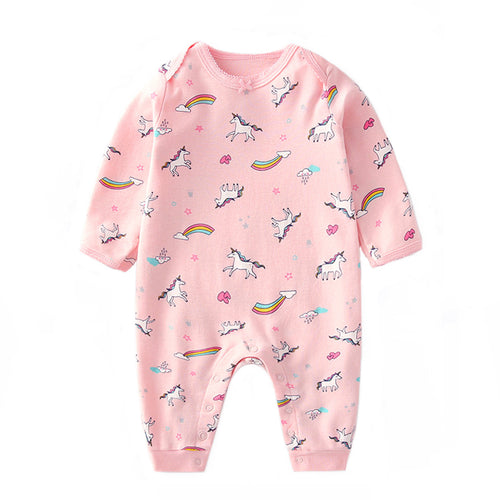 Unicorn & Rainbow Jumpsuit
