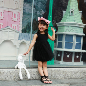 Poppy Tutu Dress in Black