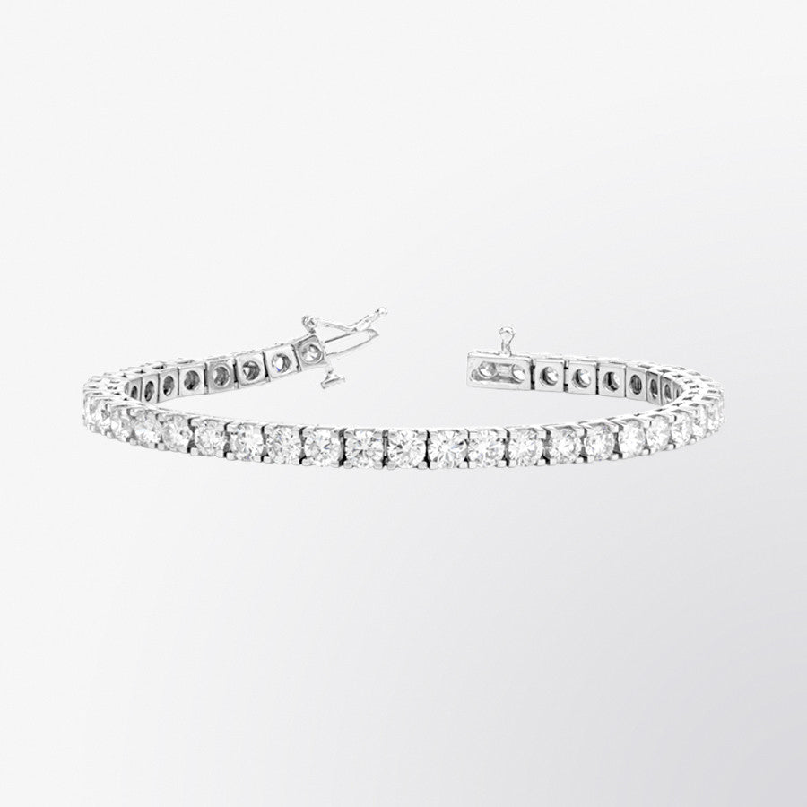 Premier Eternity Diamond Bracelet