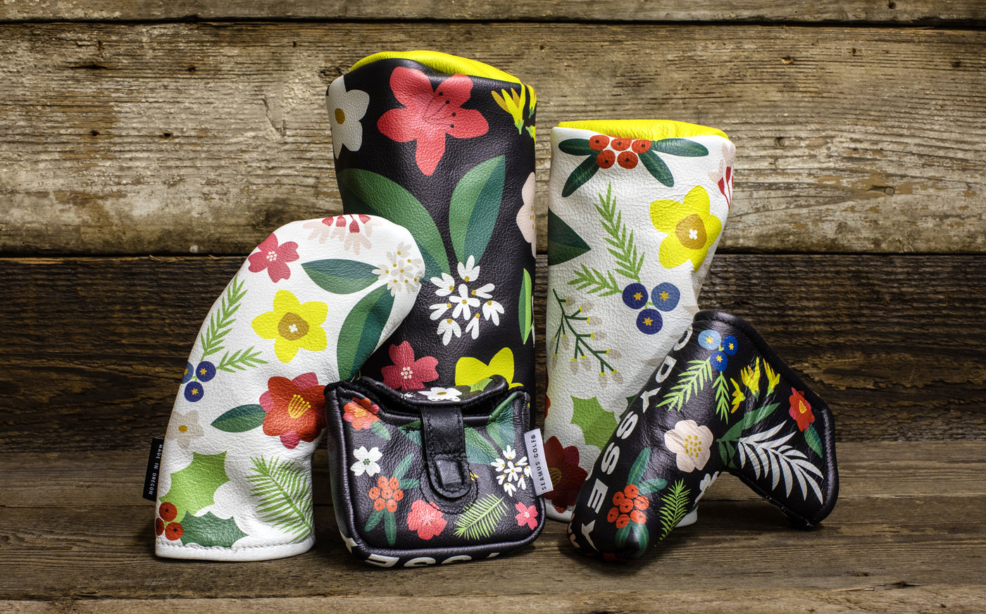 headcovers masters golf seamus callaway makers shoe collaboration floral equipment golfalot roundup