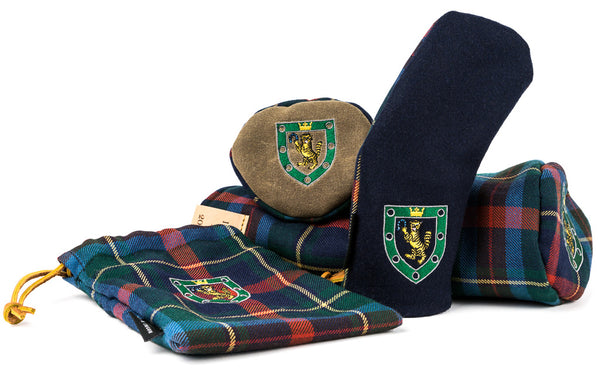 Royal Dornoch Tartan - Celebrating 400 Years of Golf