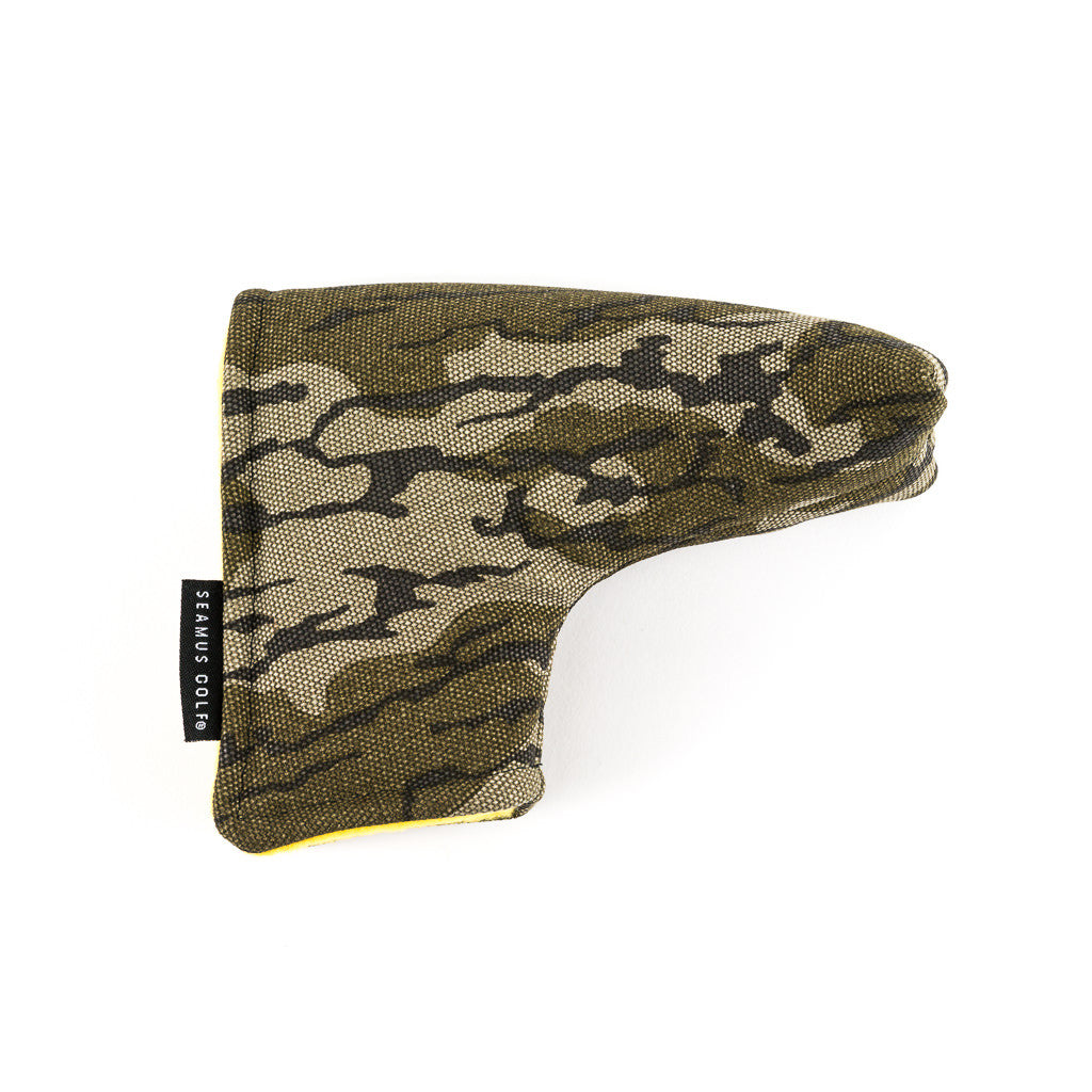 Mossy Oak® Bottomland Camo Putter Cover