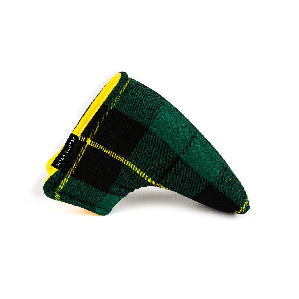 Hunting Wallace Old Colours Putter Cover