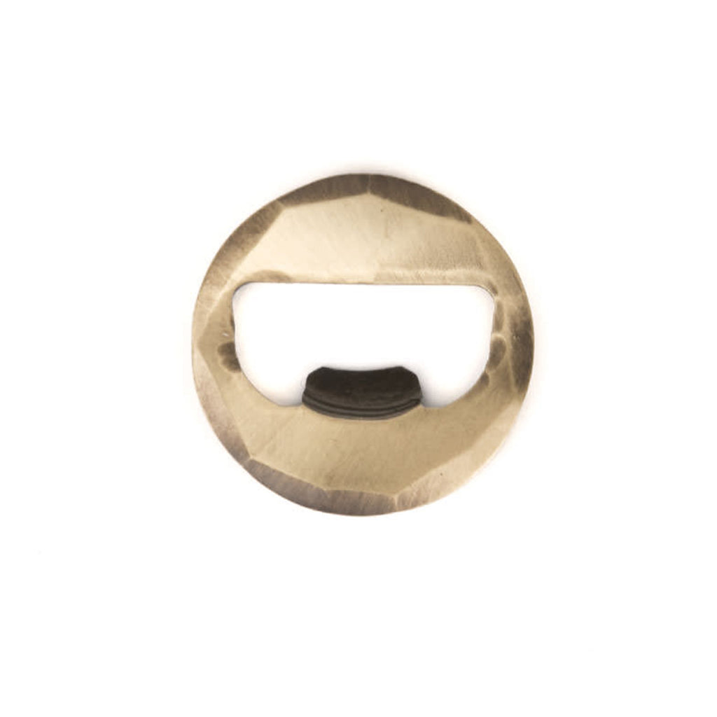 Hand Forged® Bronze Bottle Opener Ball Mark