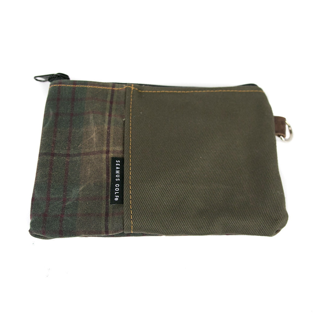 Private Reserve Zippered Pouch - Exclusive Run