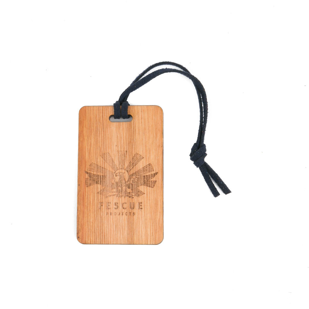 Fescue Project Eagle Signature Bag Tag