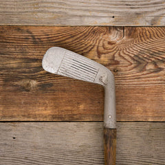 The Bi Putter - Hand Forged - Hickory Putter