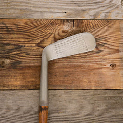 Bonnie B Putter - Hand Forged - Hickory Putter