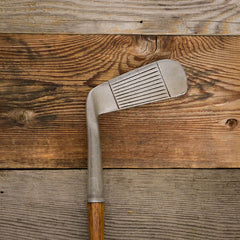 Spalding Forged M-1 Putter - Hand Forged - Hickory Putter
