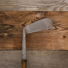 Playrite #9 Putter - Hand Forged - Hickory Putter
