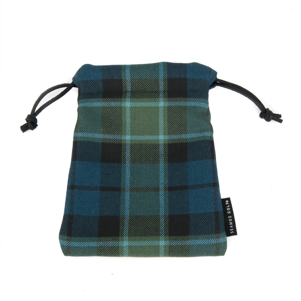 Graham of Menteith Muted Tartan Pouches