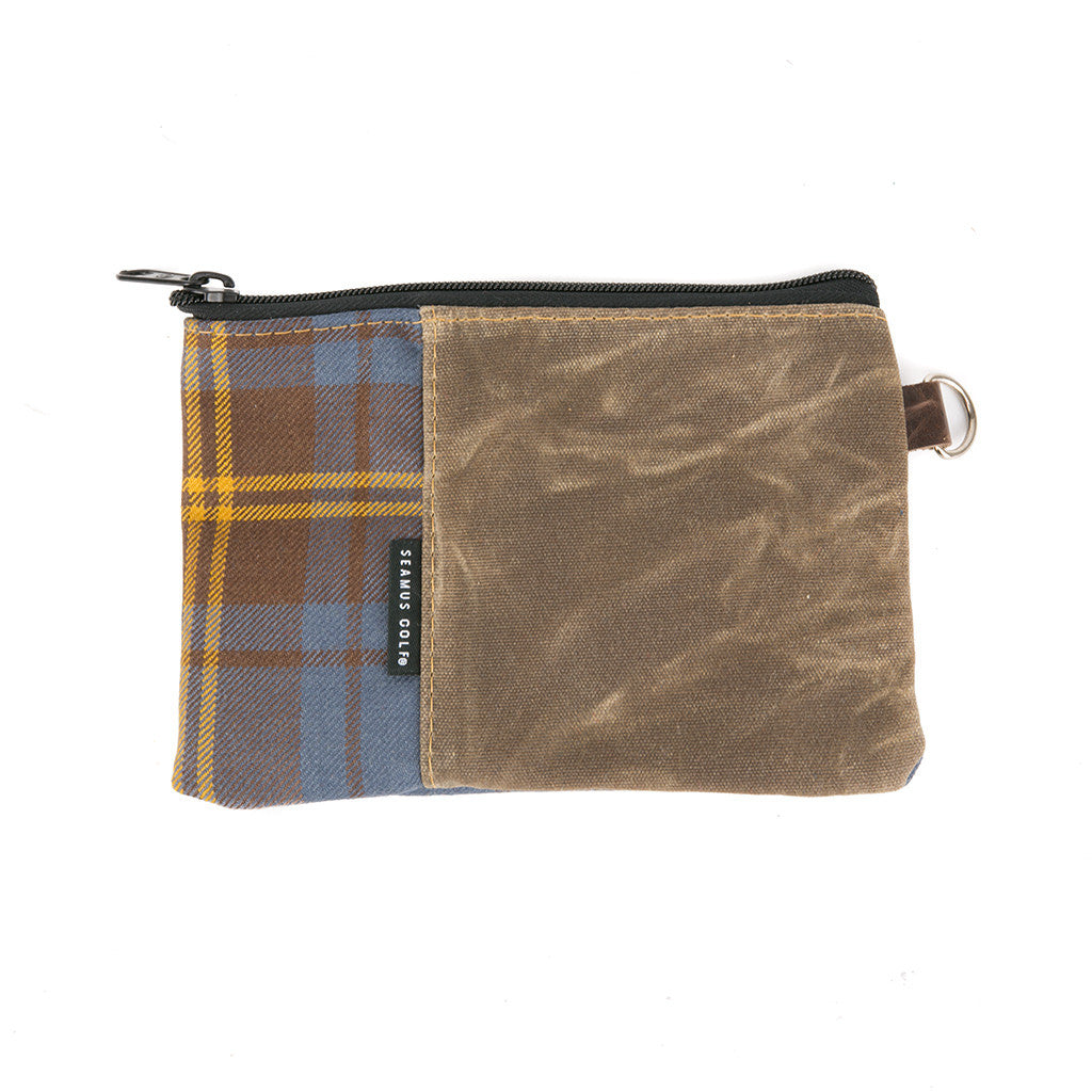 County Sligo Tartan Pouches