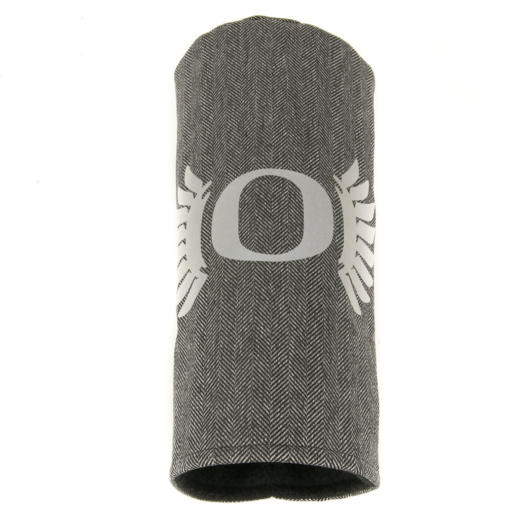 University of Oregon Winged Herringbone Fairway Cover