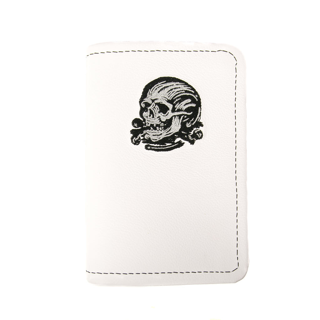 SEAMUS X DENTON WATTS® SKULL & CROSSBONES FIELD BOOK
