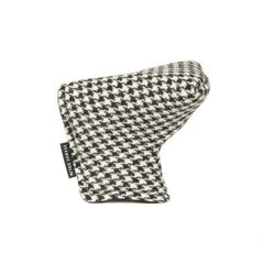 Harris Tweed Dogtooth Putter Cover