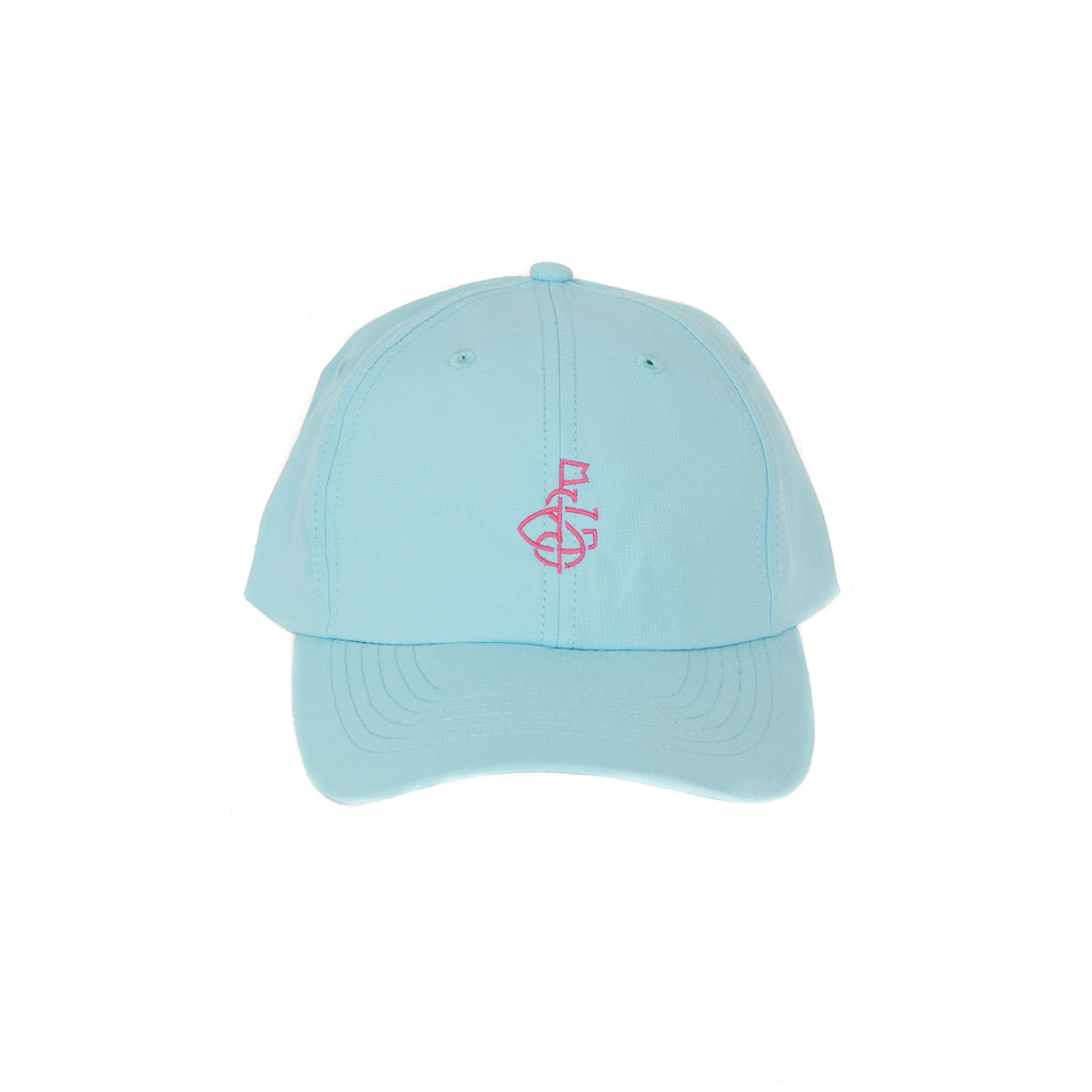 Seamus Original XL Performance Cap - Sky Blue